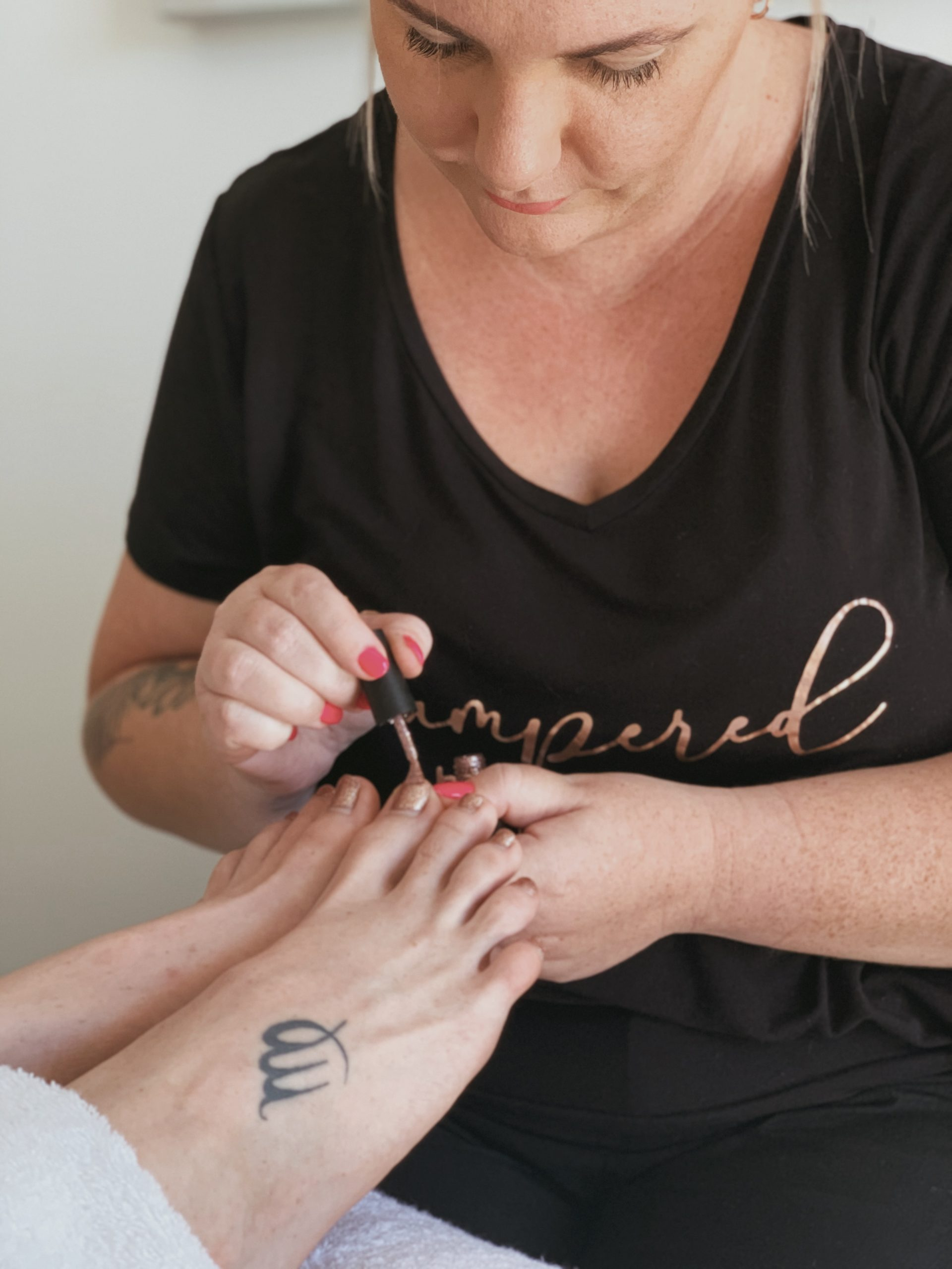 pedicure-hervey-bay
